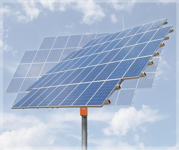 מערכת עקיבה סולארית